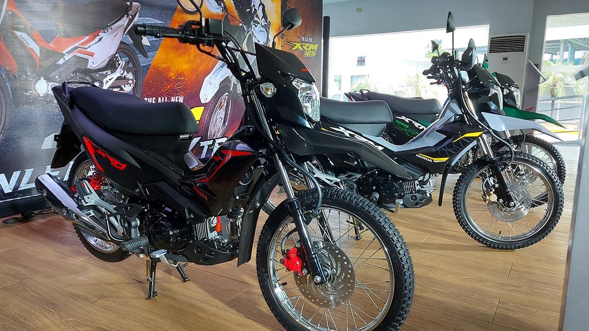 2021 Honda XRM125 Dual Sport Extreme