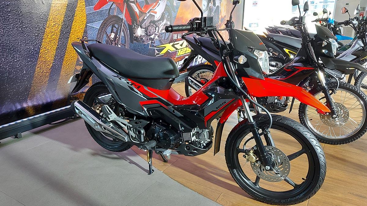 2021 Honda XRM125 Motard