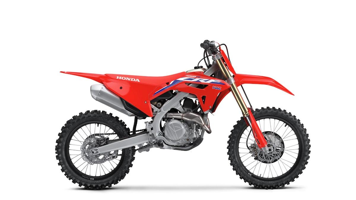 Honda CRF450RWE
