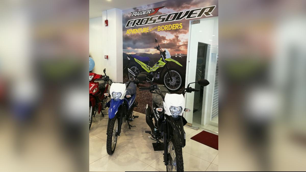 Suzuki Raider Crossover