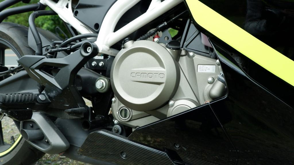 CFMoto 300SR Engine