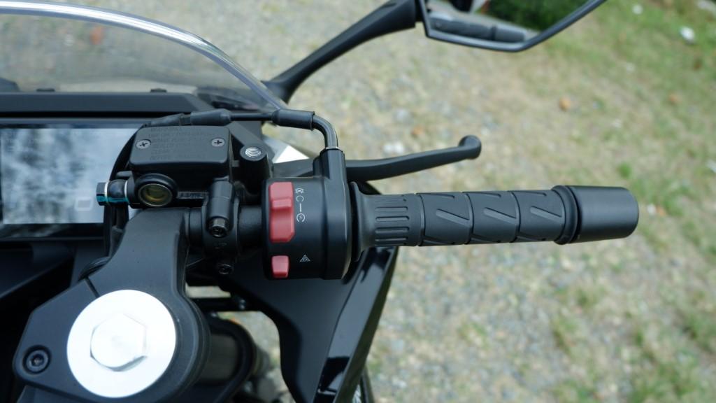 CFMoto 300SR Handlebar