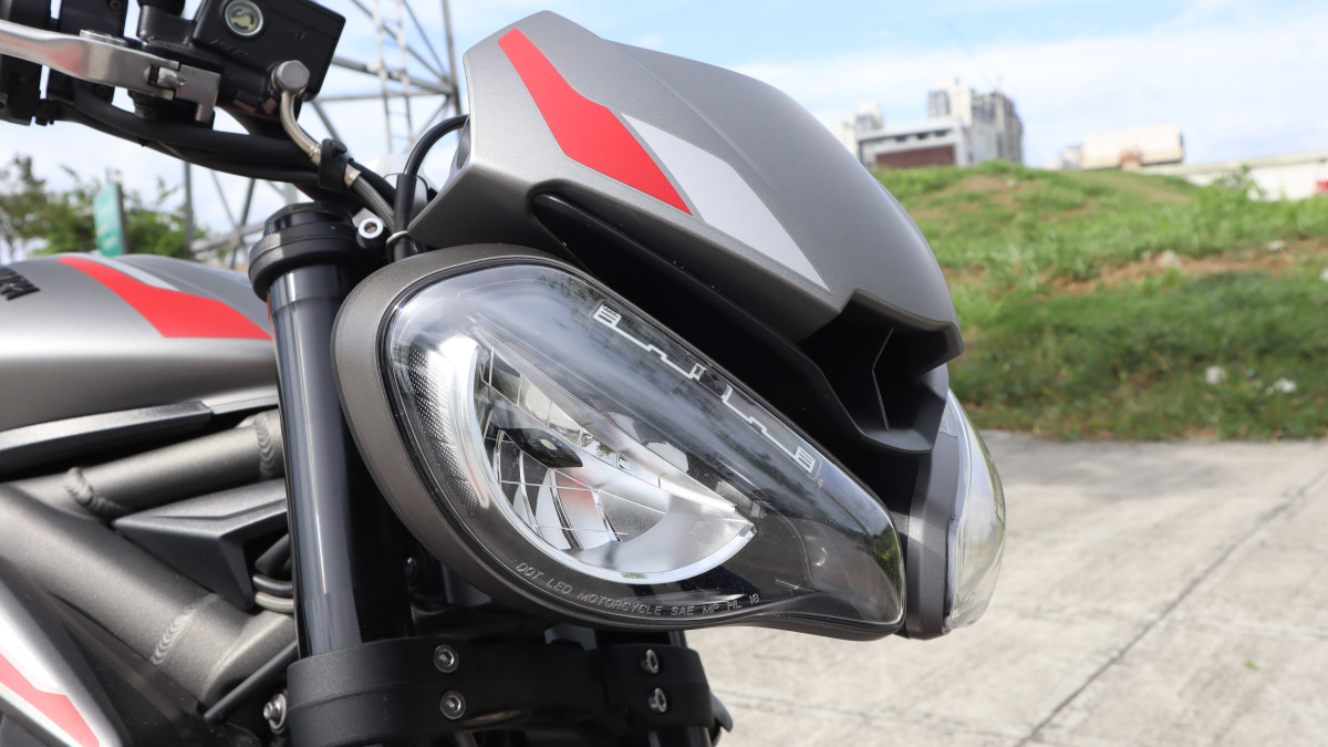 Triumph Street Triple R Headlight