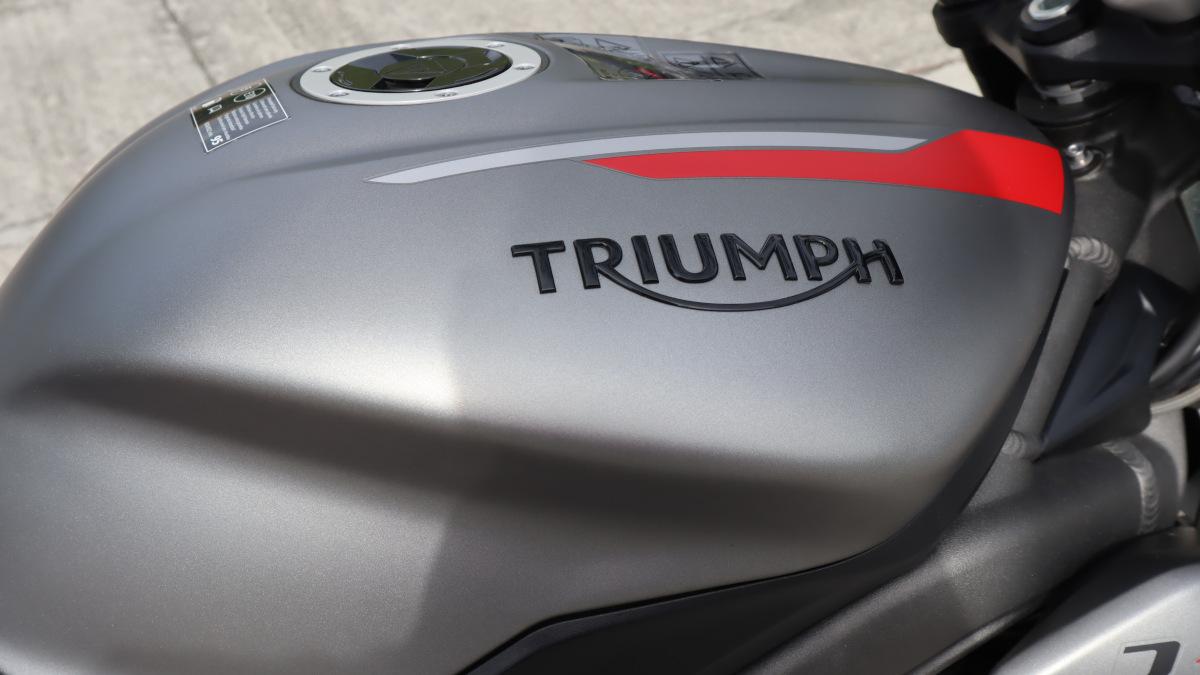 Triumph Motorcyle Logo