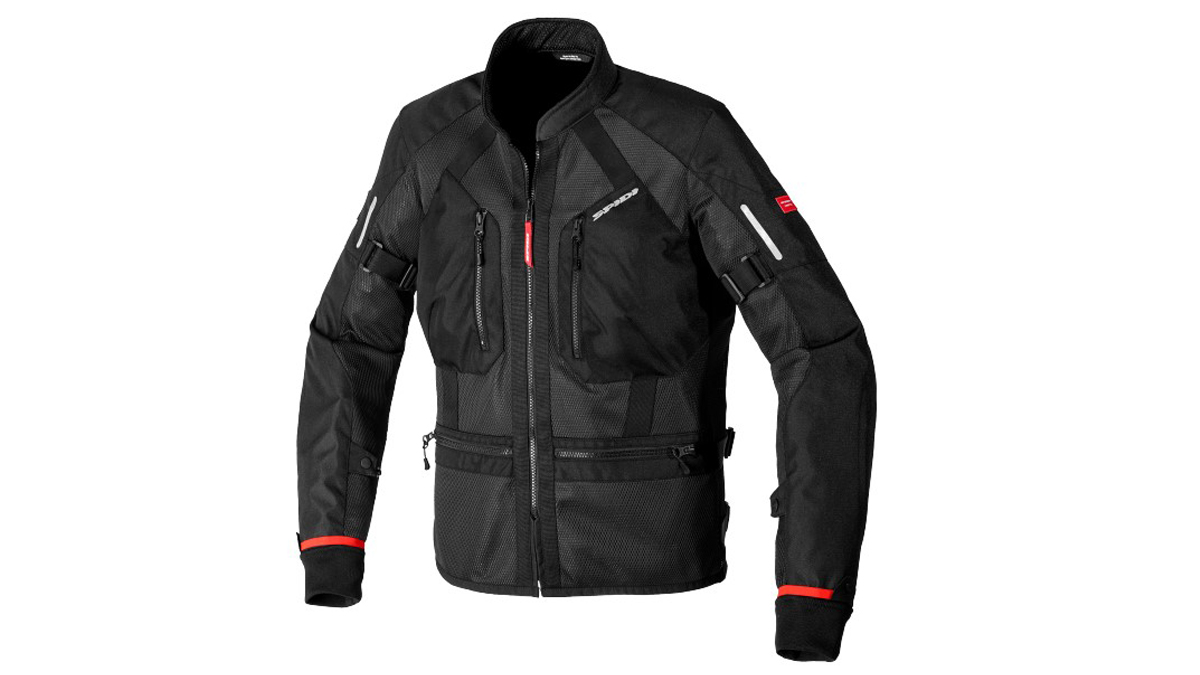 Spidi Tech-Armor Riding Jacket