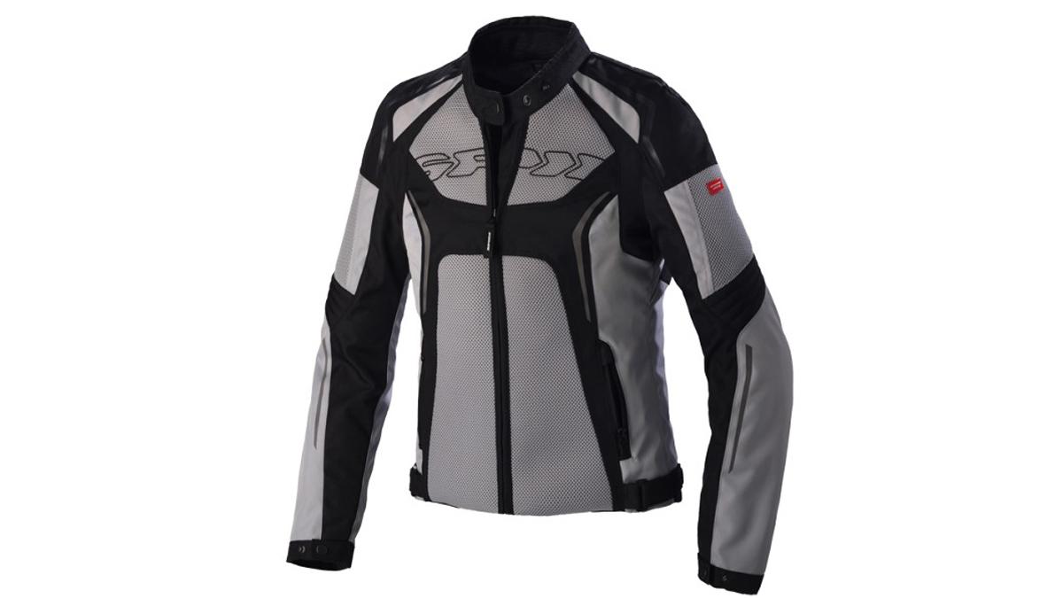 Spidi Tronik Net Riding Jacket