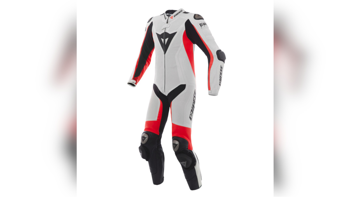 Dainese racing leathers