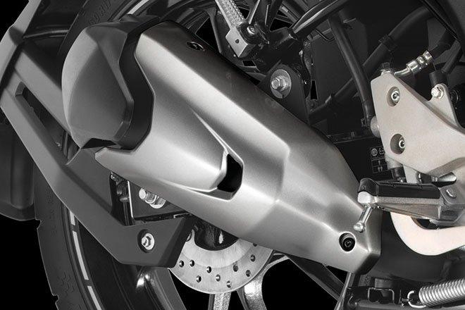 Yamaha FZS-FI Muffler