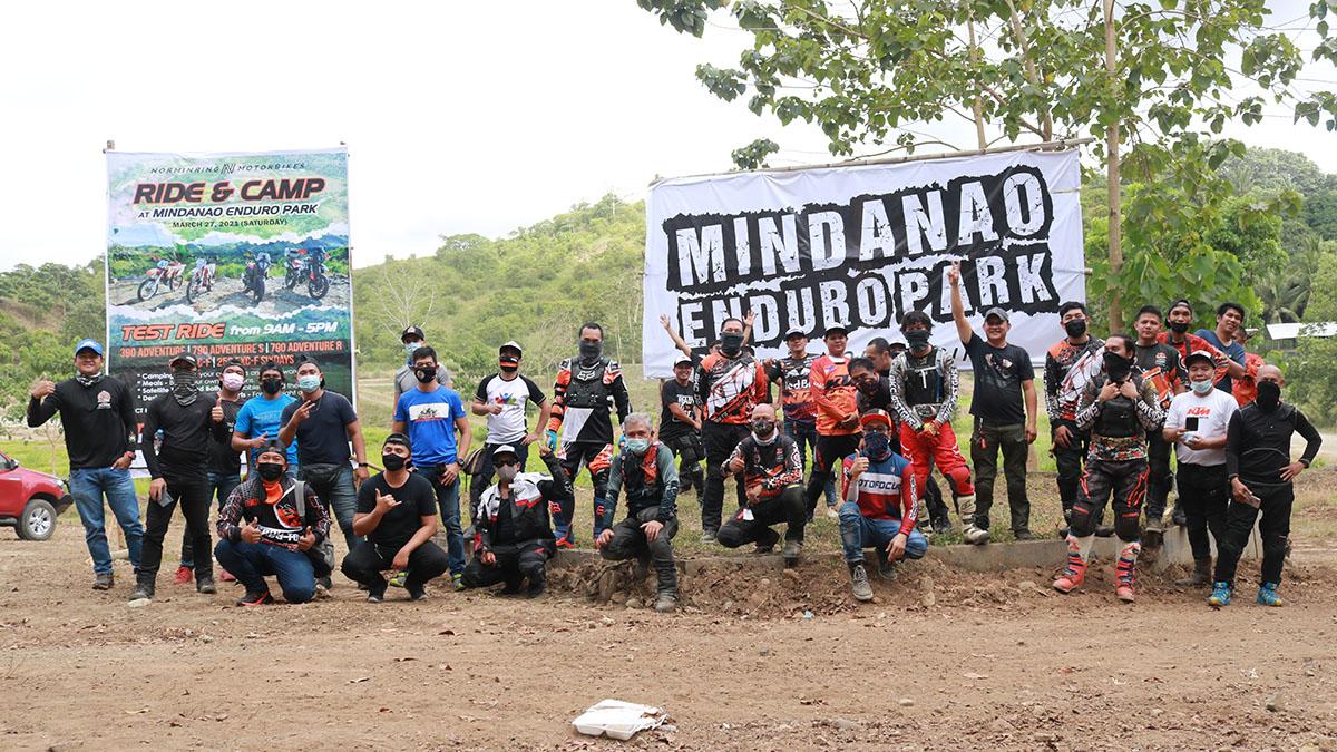 Norminring Motorbikes Moto Camping Event