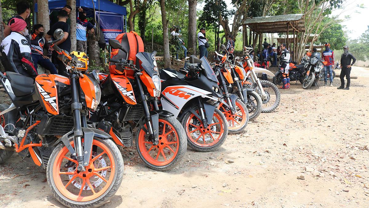 KTM Motorcyles