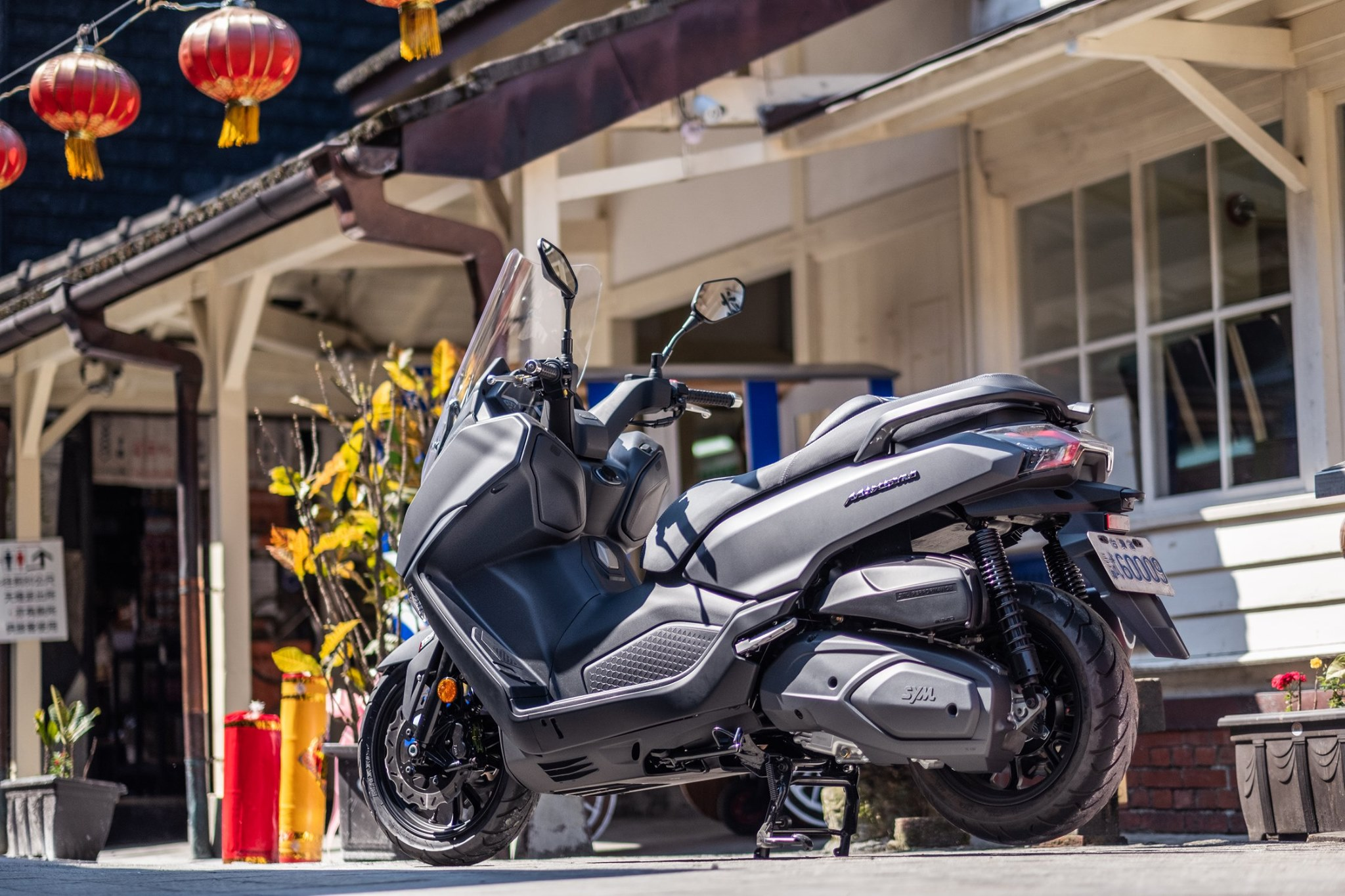 Sym Maxsym 400 Maxi-Scooter