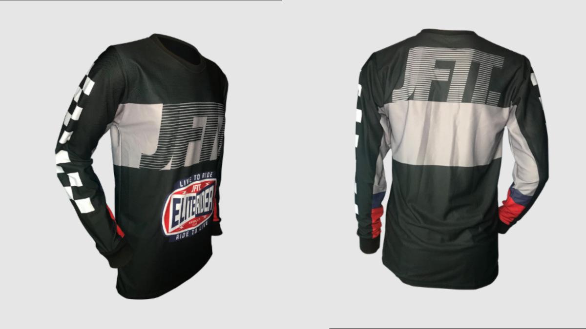 JFIT motocross jerseys