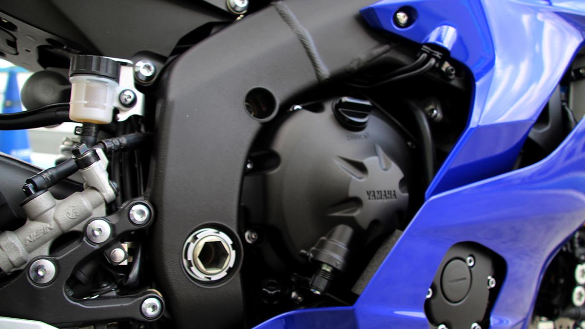 Yamaha YZF-R6 Engine