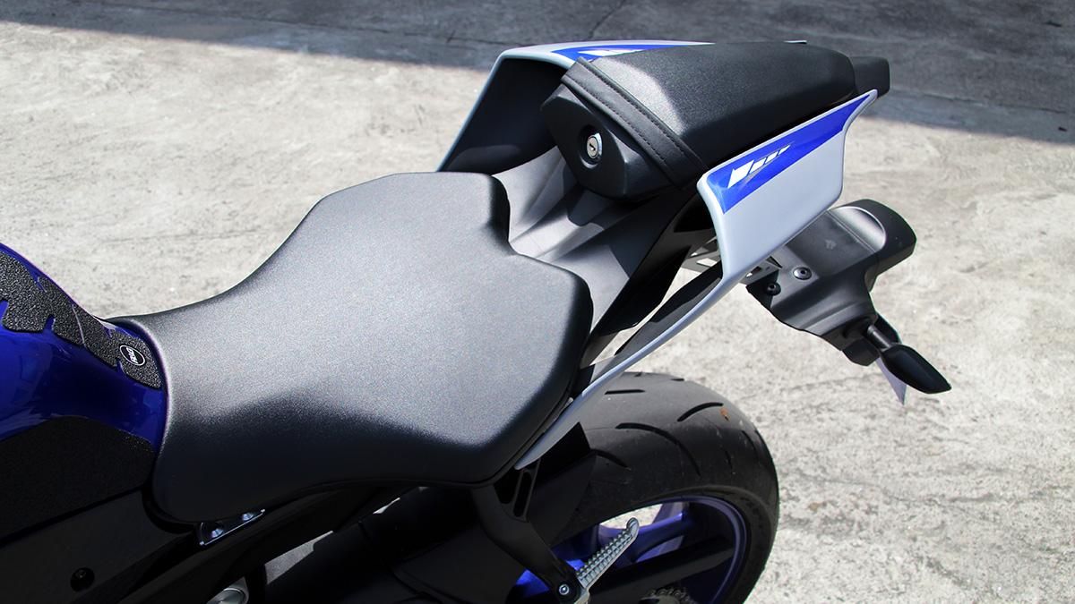 Yamaha YZF-R6 Saddle