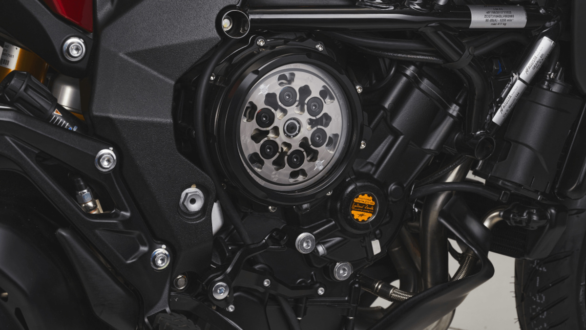 MV Agusta Turismo Veloce Engine