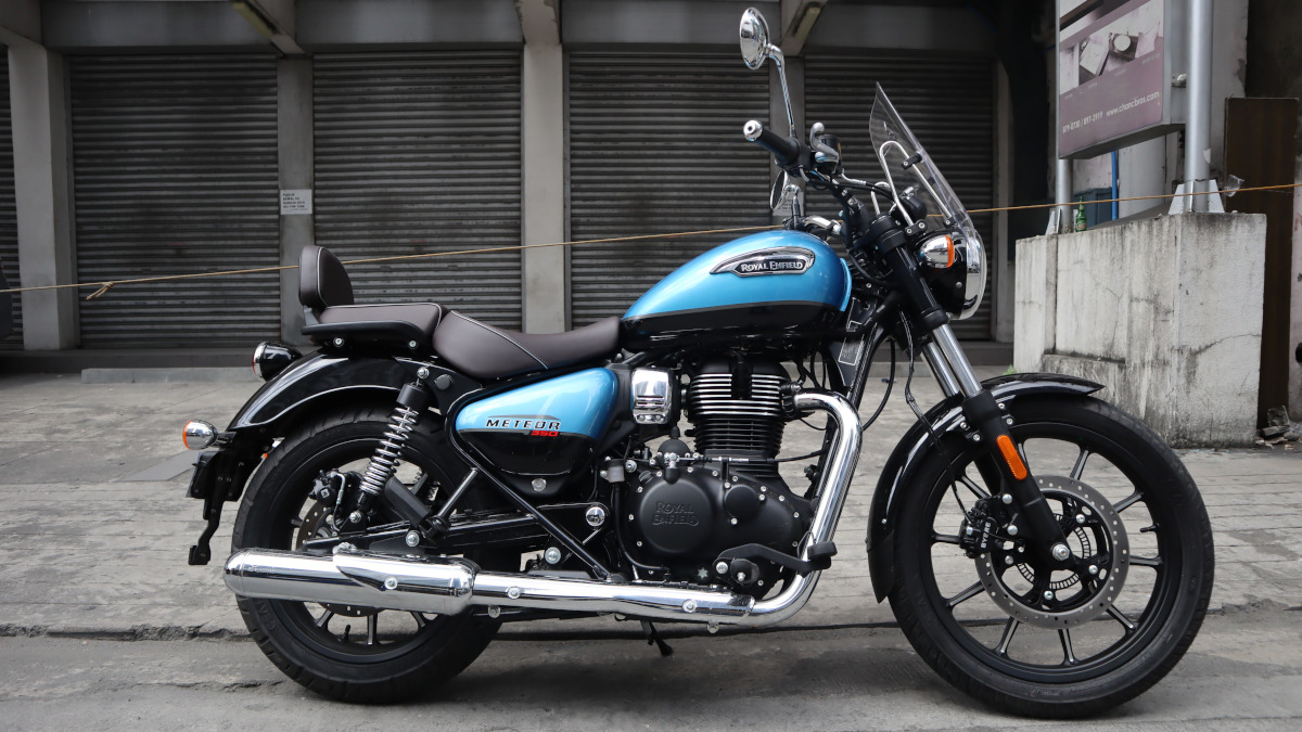 Royal Enfield Meteor 350 Supernova