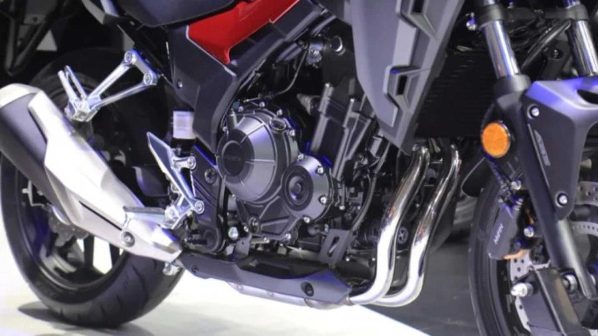 Honda CB400F Engine