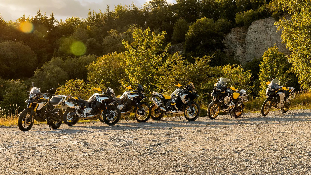BMW GS series