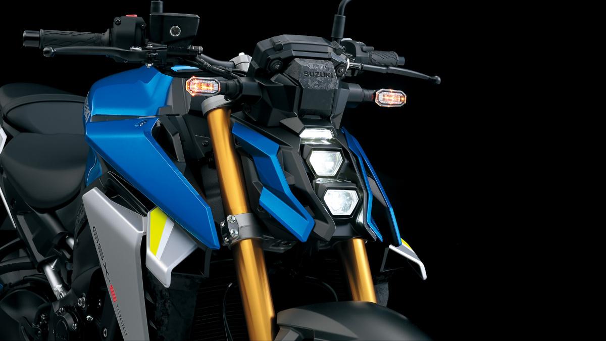 Suzuki GSX-S1000 Headlights
