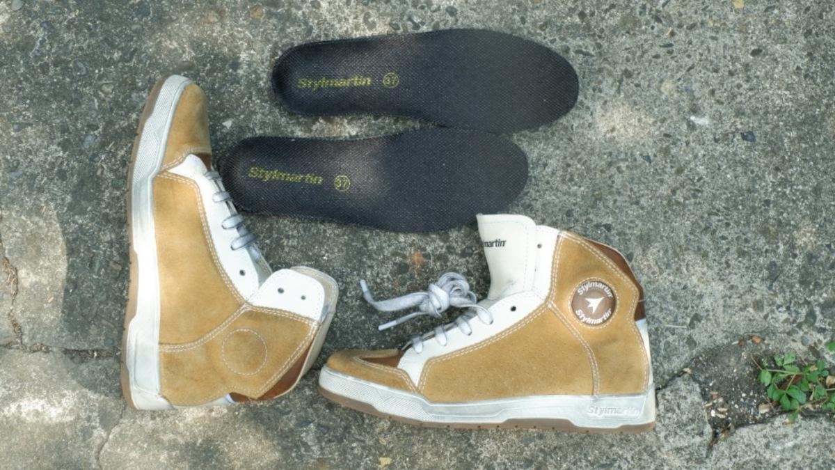 Stylmartin Colorado riding shoes
