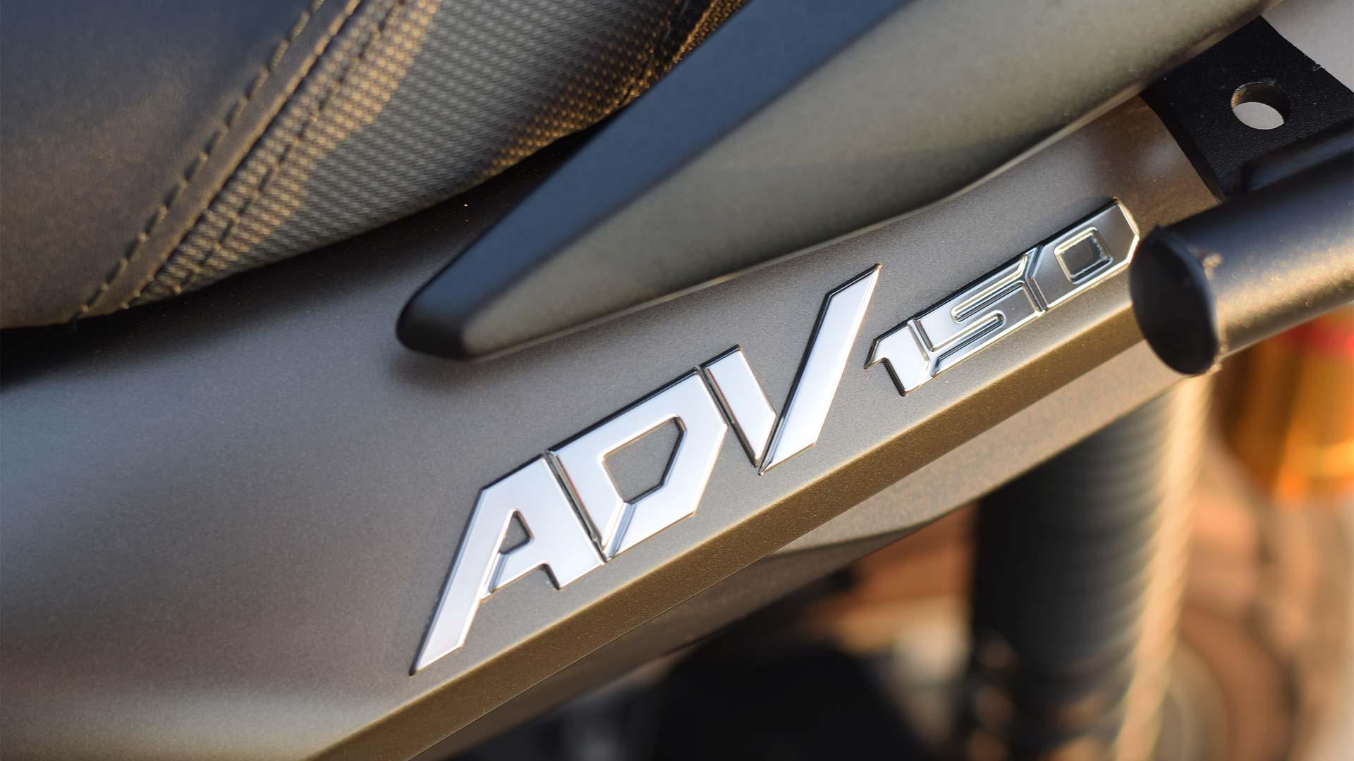 Honda ADV 150 Emblem