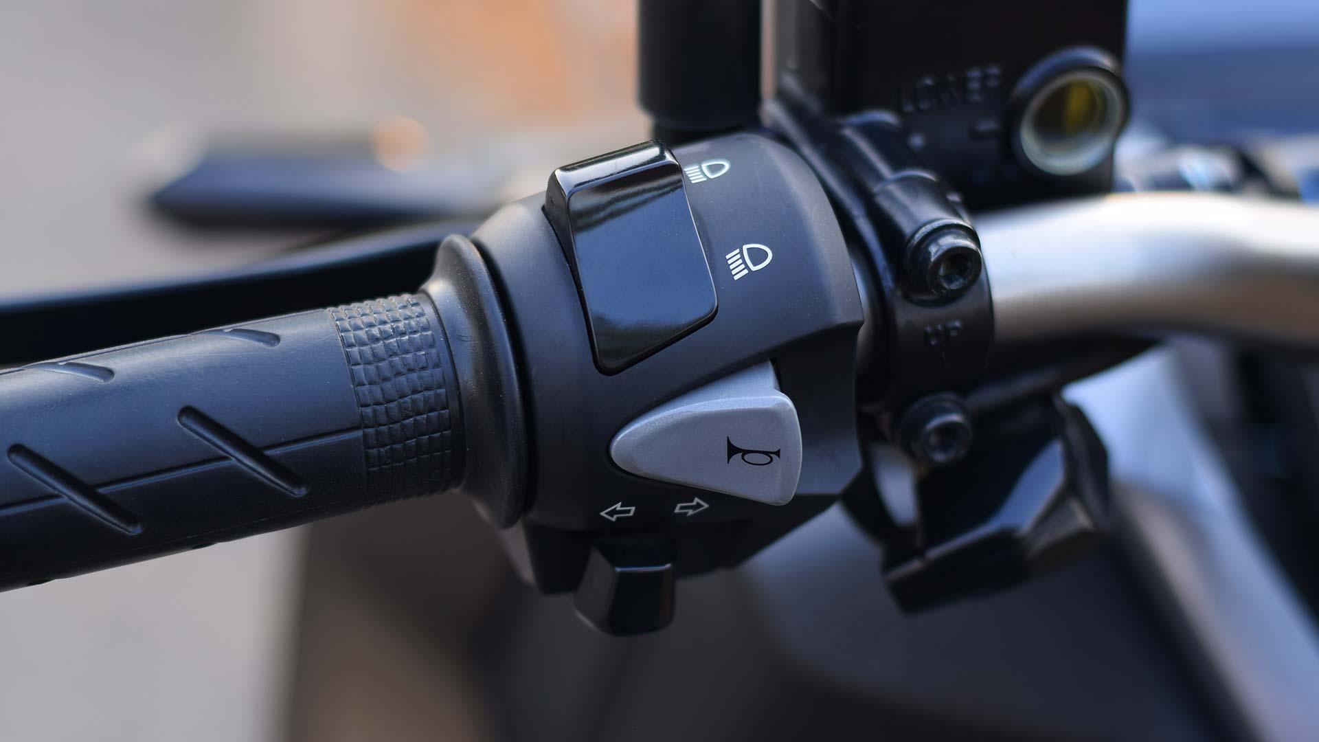 Honda ADV 150 Handlebar