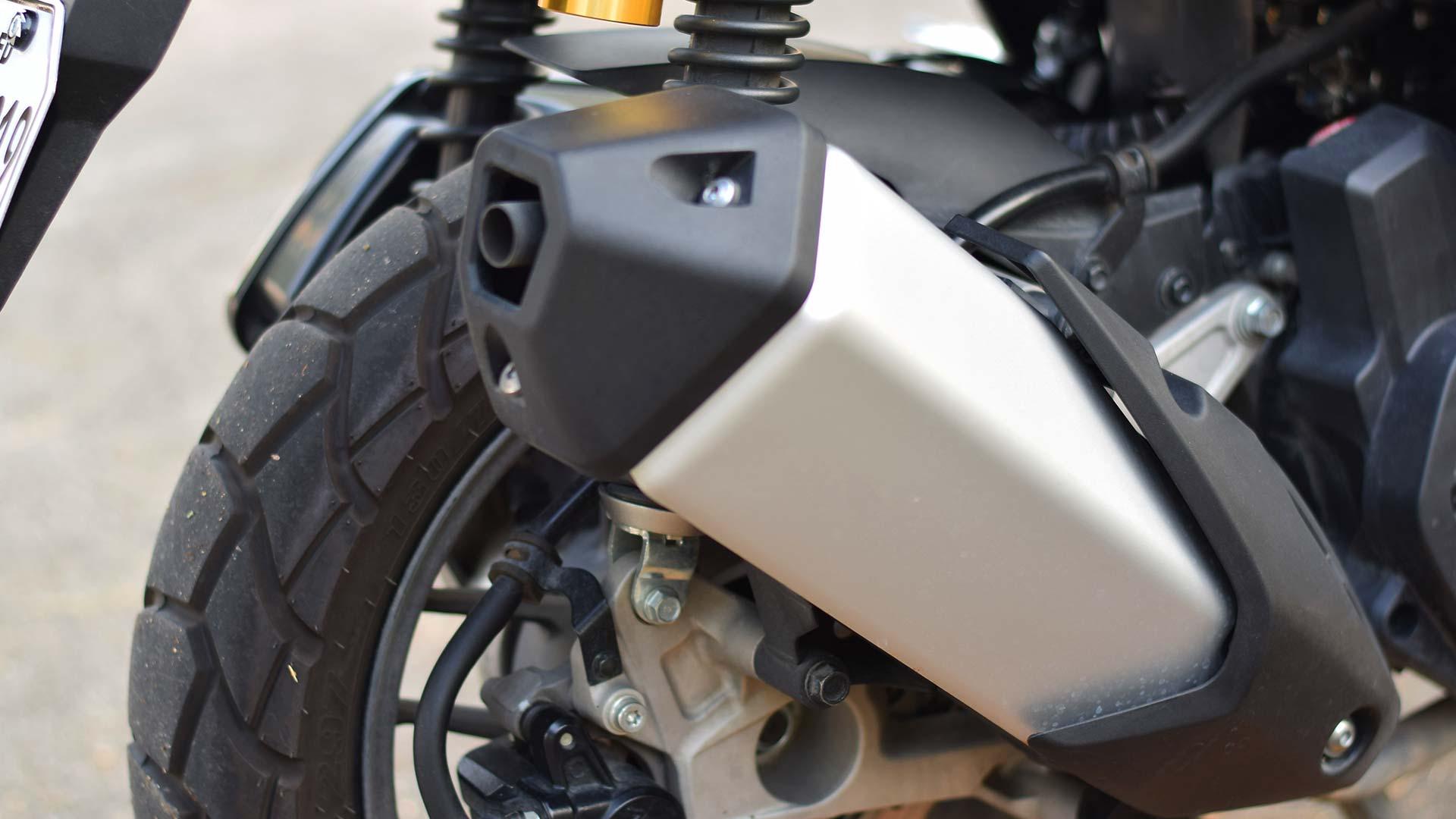 Honda ADV 150 Exhaust