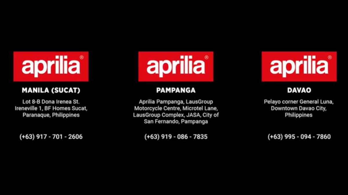 Aprilia Dealership