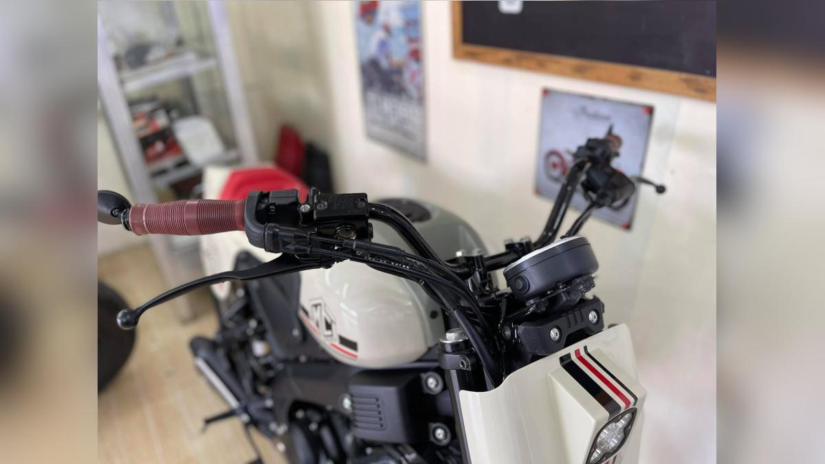 Yamaha XSR155 Handlebar