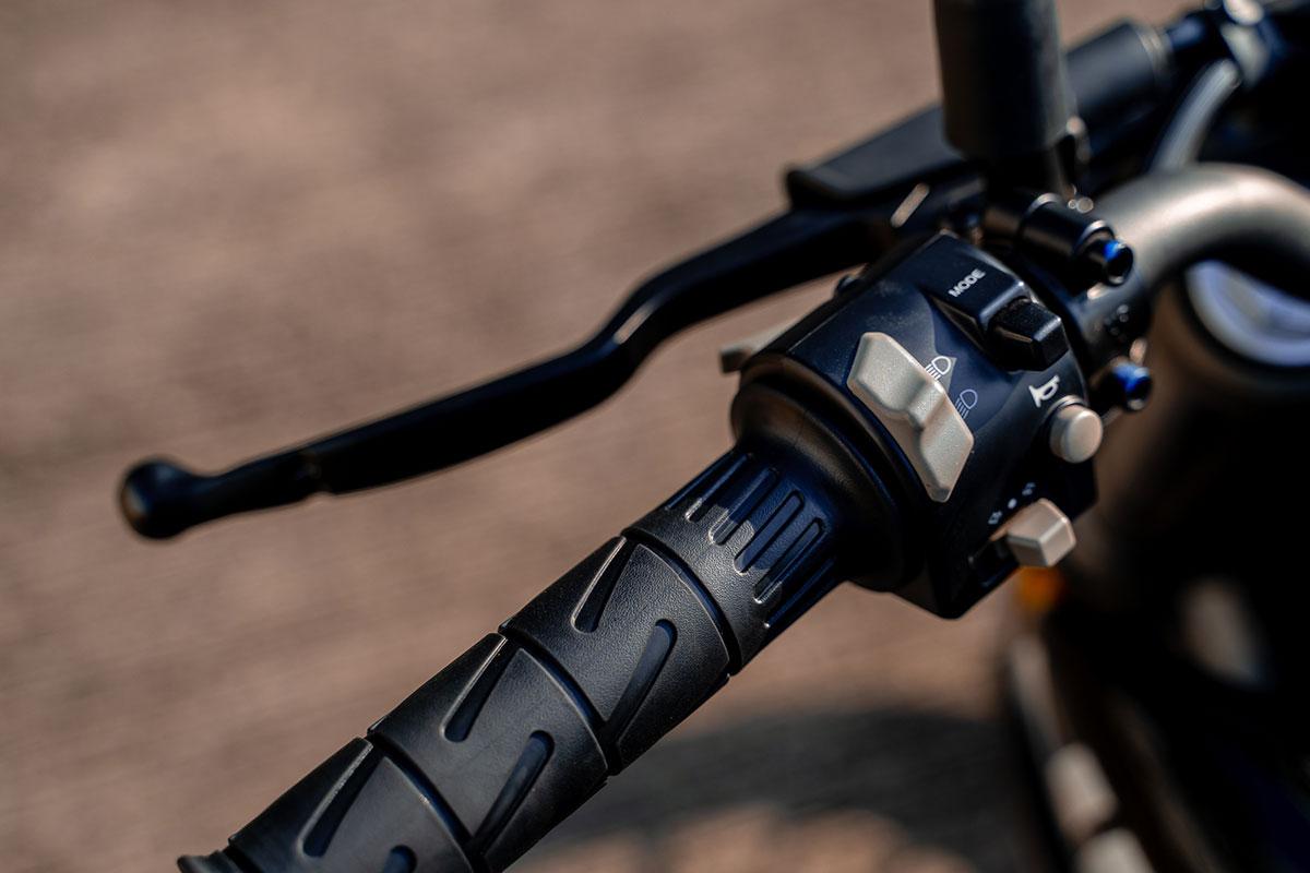 CFMoto 300NK Riding Modes