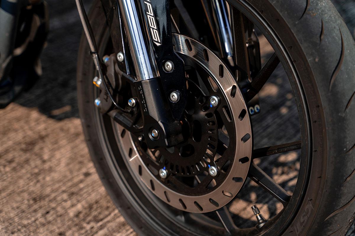 CFMoto 300NK Wheelbase