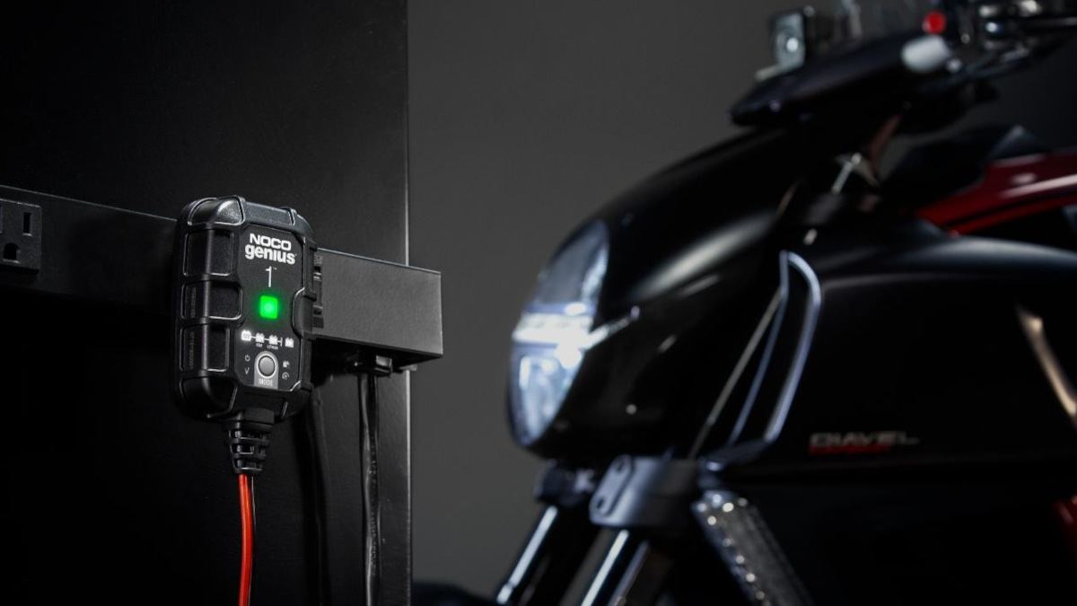 NOCO Genius smart battery chargers