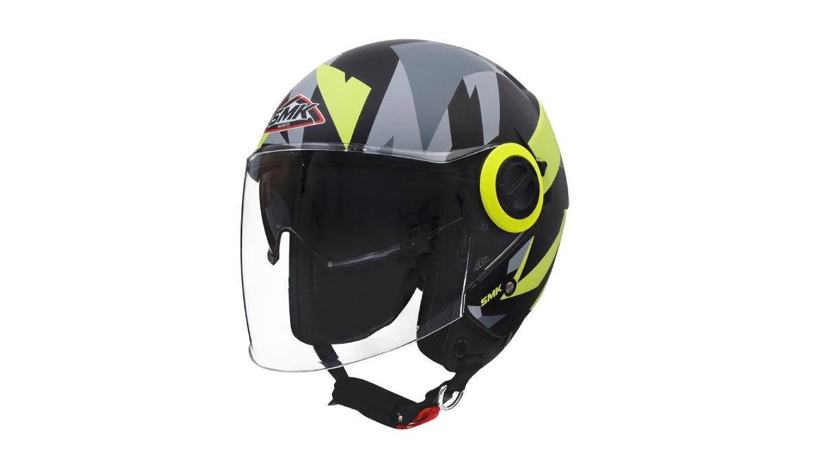 SMK Cooper Ace Helmet