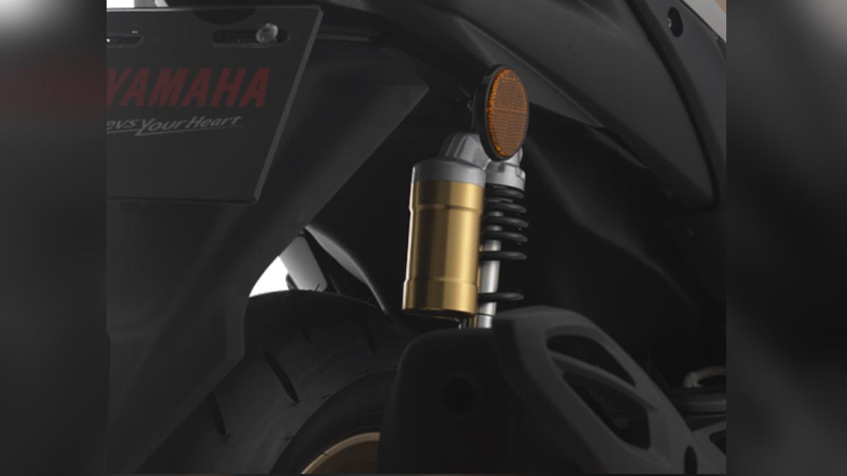 Yamaha NVX Suspension