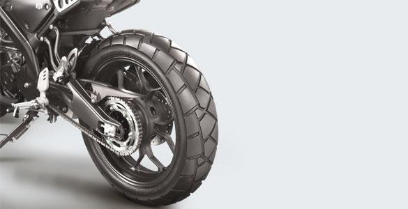 2021 Yamaha XSR155 Tires