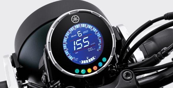 2021 Yamaha XSR155 LCD Digital Speedometer
