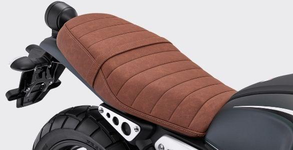 2021 Yamaha XSR155 Saddle