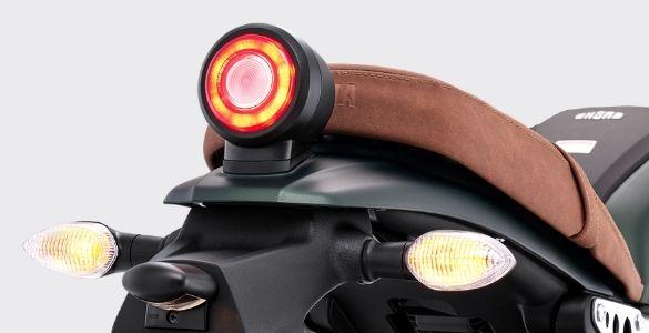 2021 Yamaha XSR155 Taillights