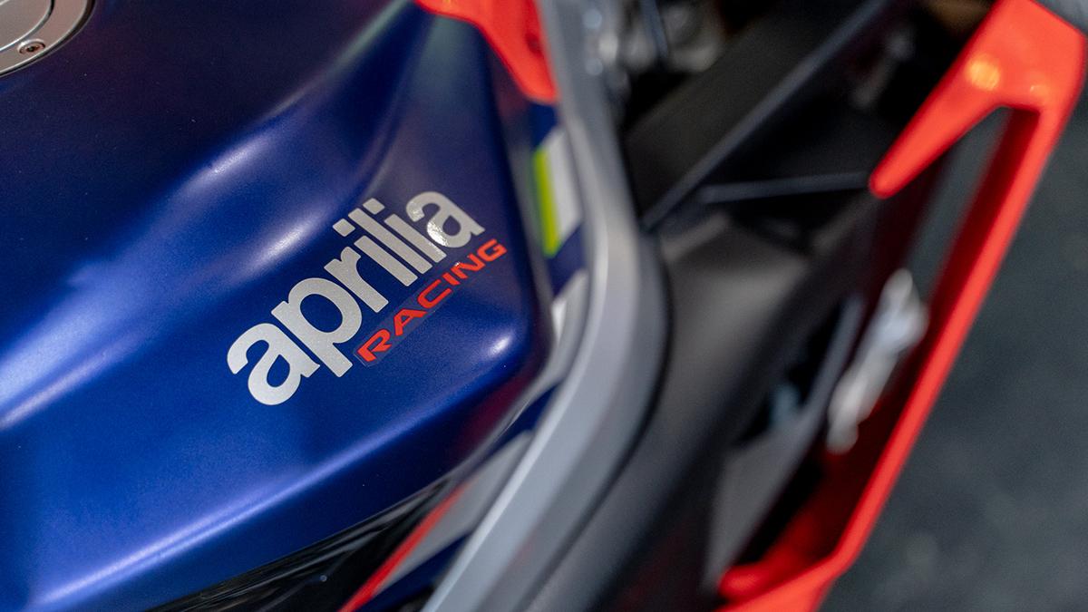 Aprilia Emblem