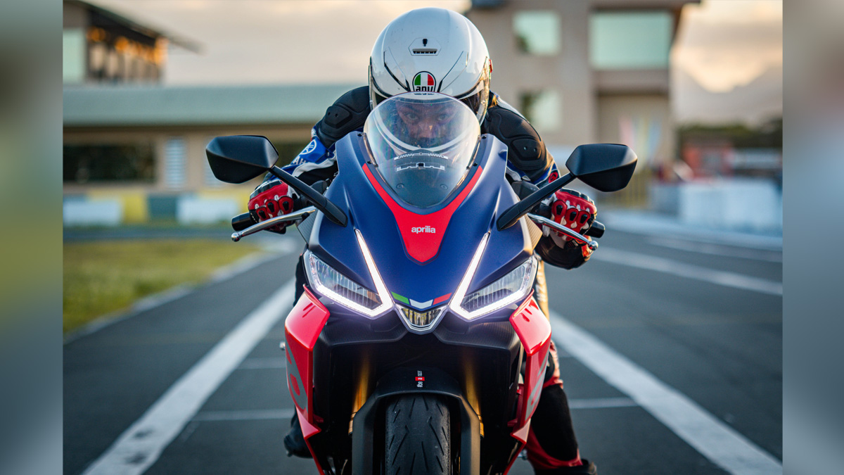 2021 Aprilia RS 660