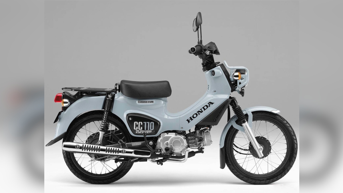 Honda Cross Cub 110