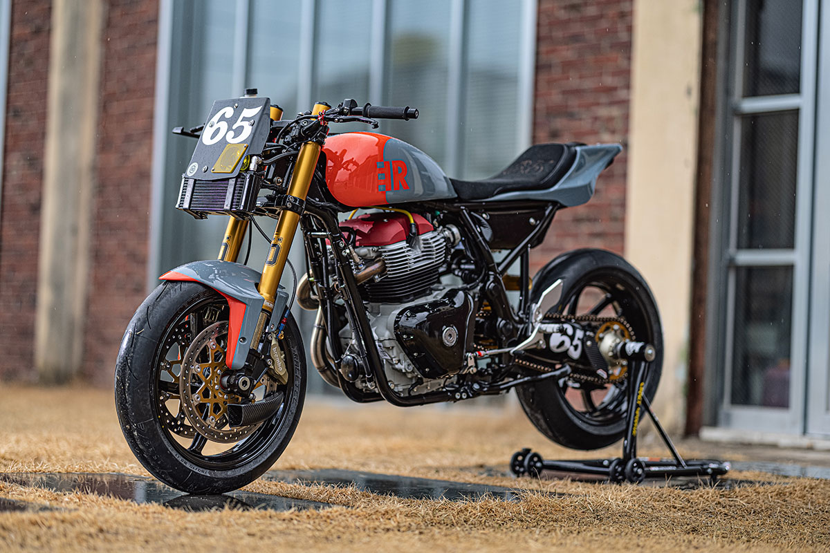 Royal Enfield Rapid Continental GT 650 Racer