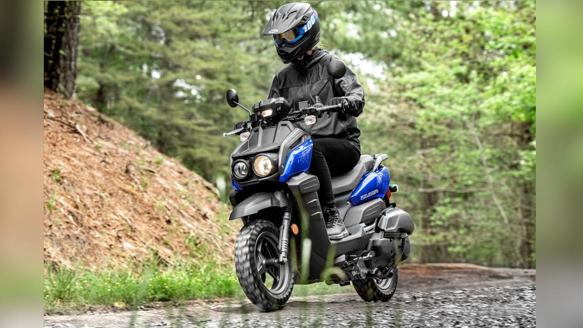 2022 Yamaha Zuma 125
