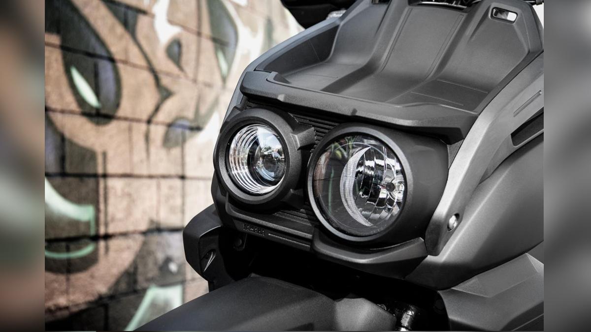 2022 Yamaha Zuma 125 Headlamps