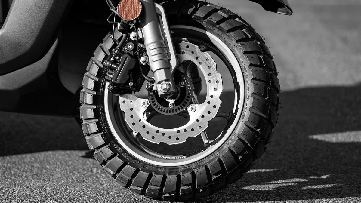 2022 Yamaha Zuma 125 Disc Brake