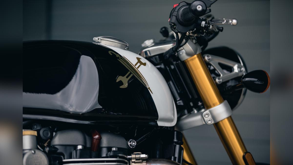 Triumph Thruxton 1200 RS