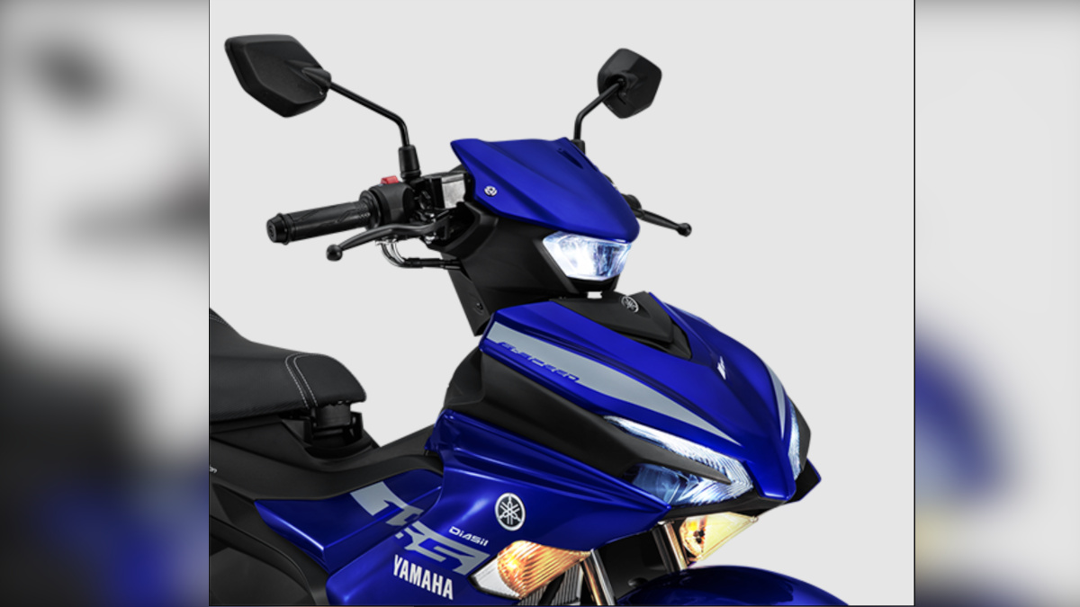 2021 Yamaha Sniper 155