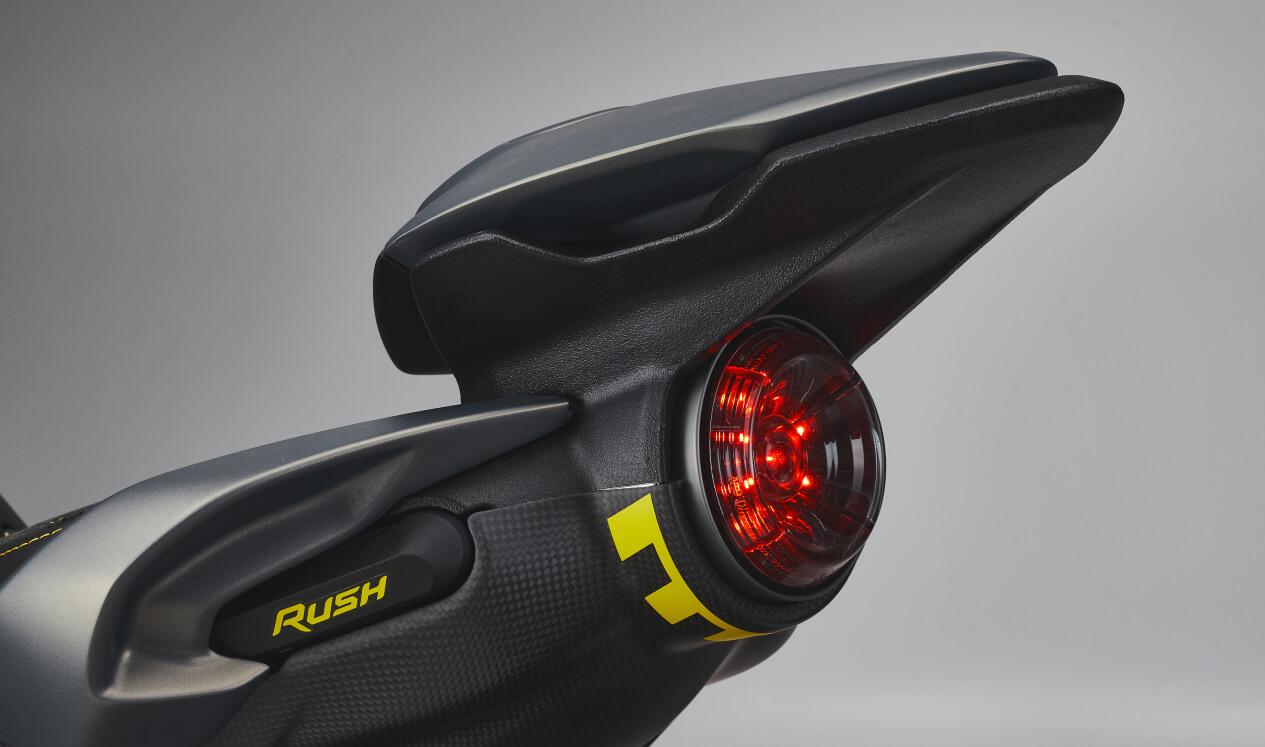 2021 MV Agusta Rush 1000 Taillight
