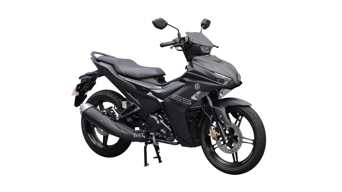 Black Raven 2021 Yamaha Sniper 155
