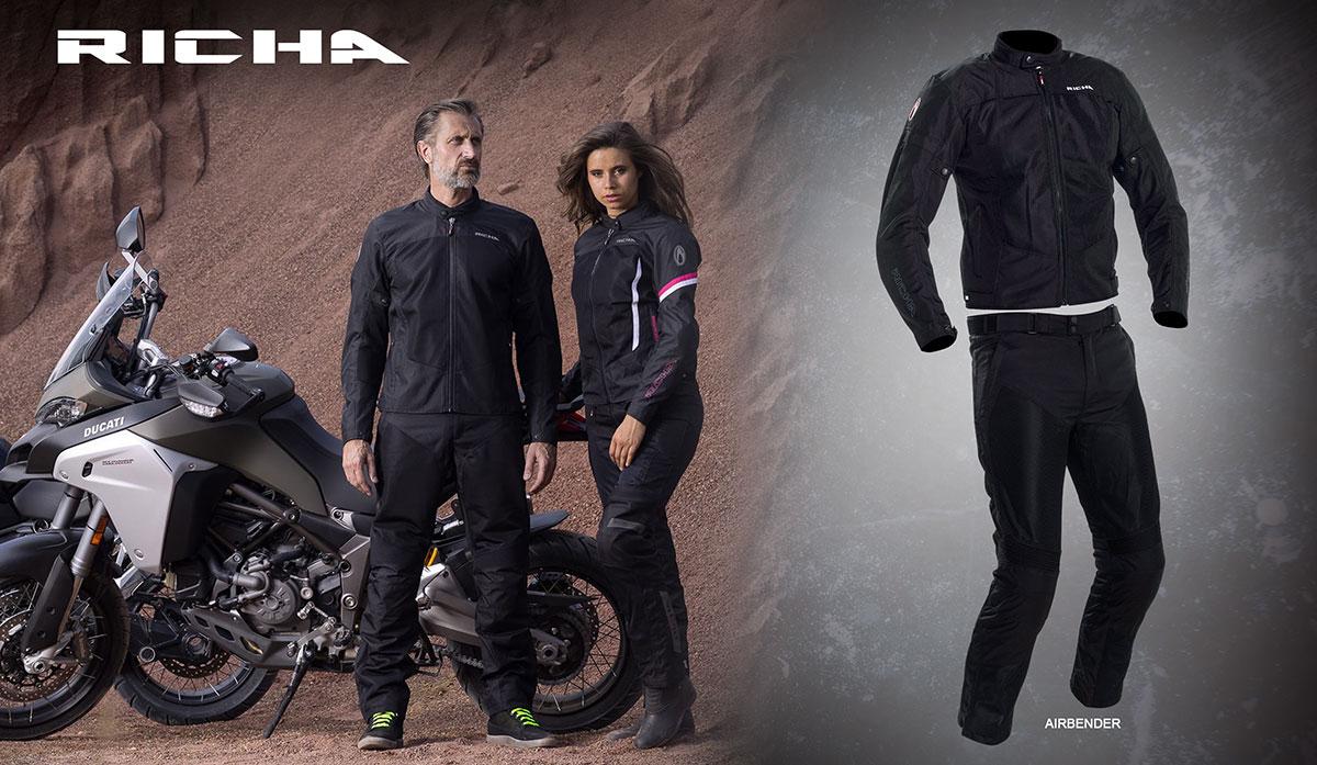 Airbender jacket and pants